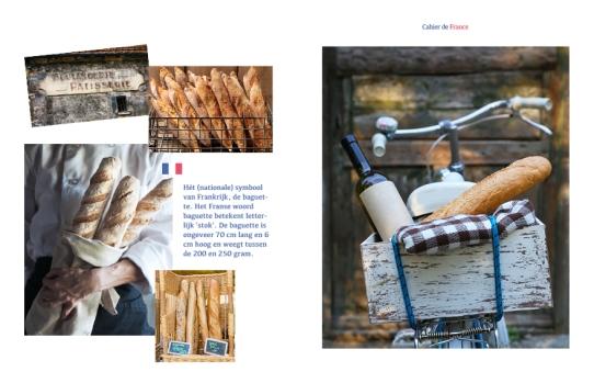 Cahier de Francebrood